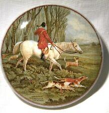 More details for victorian prattware pratt ware pot lid master of the hounds