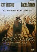 THE BONE SNATCHER - IL CACCIATORE DI OSSA - DVD HORROR, nuovo sigillato