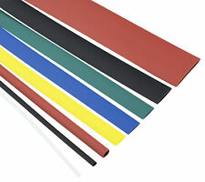 Heat Shrink 21 Tube Tubing Sleeve Sleeving Heat Shrink All Colours And Sizes