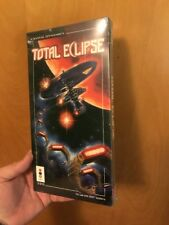 TOTAL ECLIPSE 3DO Crystal Dynamics Game Long Box Factory Sealed NEW!