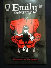 Emily The Strange #1: The Boring Issue: Chairman o... by Cosmic Debris Paperback