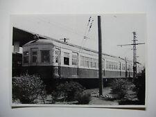 JAP525 - 1951 SEIBU RAILWAY Co - LOCOMOTIVE TRAIN PHOTO Japan
