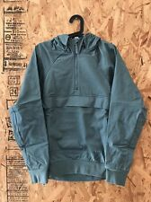 NIKE SB TWILL ANORAK PULLOVER HOODIE JACKET GREEN SIZE 2XL NEW WITH TAGS BO