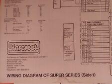BARCREST SUPER SERIES FRUIT MACHINE STOREROOM ITEM