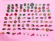 LARGE LOT OF 107 MIXED FASHION PINS-GOOD FOR HOLIDAY GIVEAWAY FOR MEN AND WOMEN
