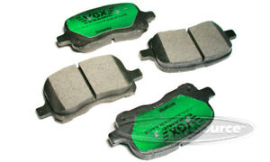 Disc Brake Pad Set-Ceramic Pads Front Tru Star CBP707