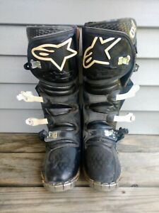 Alpinestars Tech 6 Boots Size 10