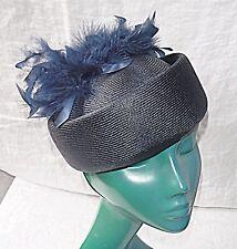 Pillbox Original Vintage Hats for Women