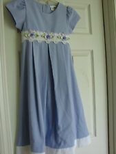 RARE EDITIONS GIRLS SIZE 7 DRESSY DRESS  IN LAVENDER GORGEOUS