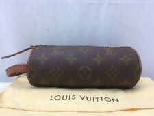 """Auth LOUIS VUITTON Monogram Pouch Vintage 9E020240m"""""""
