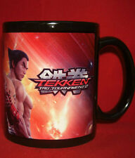 TEKKEN TAG TOURNAMENT 2 - Coffee MUG CUP - Hybrid - Kazuya - Jin - Jun Kazama