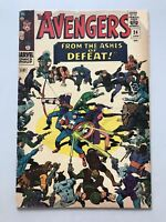 Avengers (1963 1st Series) #24 Stan Lee Jack Kirby