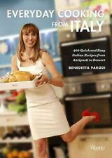 Everyday Cooking from Italy by Benedetta Parodi (Hardback, 2016)