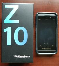 BlackBerry Z10 Touch 16GB Black Smartphone Cell Phone BB 10