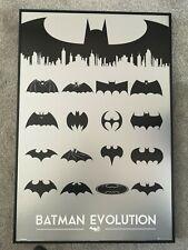 Large Batman Canvas like Framed Print