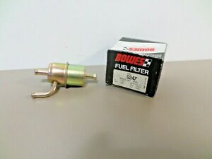 Bowes G247 Fuel Filter Replaces ACDelco Professional  GF485