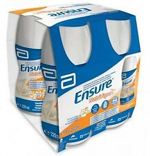 Ensure Nutrivigor Vaniglia 4 Bottiglie Da 220 Ml