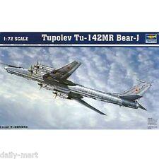 Trumpeter 1/72 01609 Tupolev Tu-142MR Bear- J Model Kit
