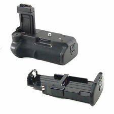 Impugnatura Battery Grip Professionale per Canon EOS 450D 500D 1000D BG-E5 +Slot