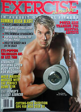 Exercise for Men Only Magaine June 1996 (RARE OUT OF PRINT)
