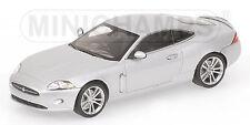 Jaguar XK Coupè Silver 2006  400130500 1/43 Minichamps