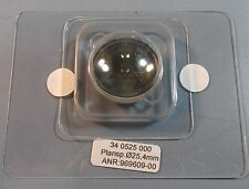 Plane Laser Quality Precision Mirror 34 0525 000 254mm Dia 5mm Width New