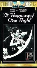 It Happened One Night (Vhs, 1997, Closed Captioned)