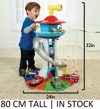 Paw Patrol My Size Lookout Tower Lights & Sounds - 80 Cm Tall Aussie in Stock