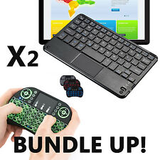 2.4Ghz Bluetooth Wireless Keyboard Remote for Raspberry Smart TV Kodi Android