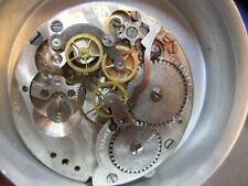Chronograph pocket watch movement 16s New England Watch Co