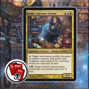 Sydri, Galvanic Genius ~ MTG Magic the Gathering Mythic Rare