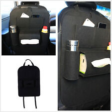 Car Auto Seat Back Multi-Pocket Storage Bag Organizer Holder Hanger Accessory