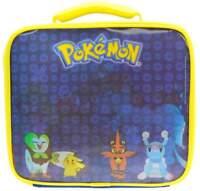 Pokémon 3D Lenticular Lunch Bag   Pokemon Lunchbox   Lunch Box