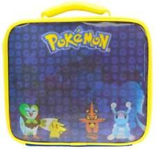 Pokémon 3D Lenticular Lunch Bag | Pokemon Lunchbox | Lunch Box