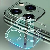 PELLICOLA VETRO TEMPERATO FOTOCAMERA per Iphone 11 / Pro Max PROTEZIONE FULL 9D
