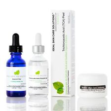 Organic 20% TCA with 5% Salicylic Acid with Jessner and Healing Lotion