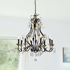 Pavo 8-Light Candle Style Chandelier