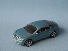Matchbox Bentley Continental GT Met Light Blue Body BP English Sports Car