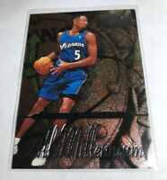 1997-98 Metal Universe Championship All Millennium Wizards NBA Hard_8s_Magic