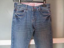 Pantalon jean fille en 12 ans OKAIDI coupe regular quasi neuf