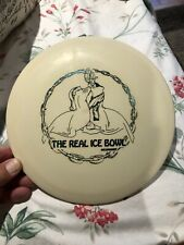 Rare Discraft Glow Cyclone 169 gram Disc Golf The Real Ice Bowl Milwaukee Unused