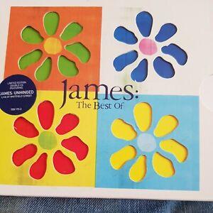James Best of, James 2disc CD