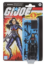 G.I. Joe Retro Collection Baroness Toy 3.75-In W/ Accessories *October Preorder*