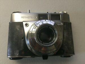 GERMANY Kodak Retinette IA 35mm Camera Schneider Kreuznach 45mm F2.8