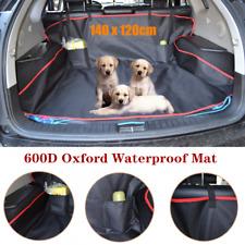 RV Car SUV Trunk Rear Cargo Boot Liner Waterproof Mat Dog Cat Pet Cover Mat 600D