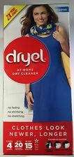 Dryel at Home Dry Cleaner Starter Kit 4 Loads - At home Dry Cleaner