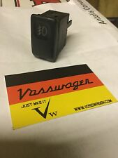 VW Golf GTI MK2 Jetta .16v Original Delantero Trasero Interruptor De Luz De Niebla Luz Antiniebla Foglight
