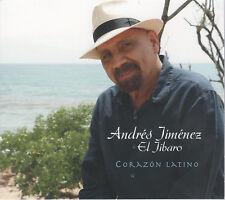 Andres Jimenez El Jibaro/ Corazon Latino CD