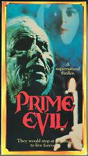PRIME EVIL - Original 1990 R&G Video VHS