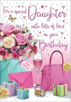 Large 9 x 6 Inches Special Son-In-Law Birthday Card Piccadilly Cards